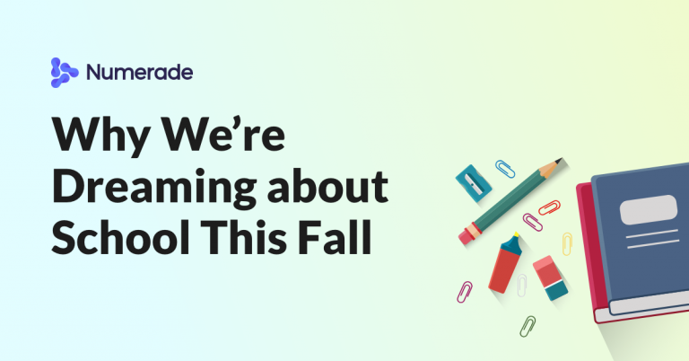 Why We're Dreaming About School This Fall